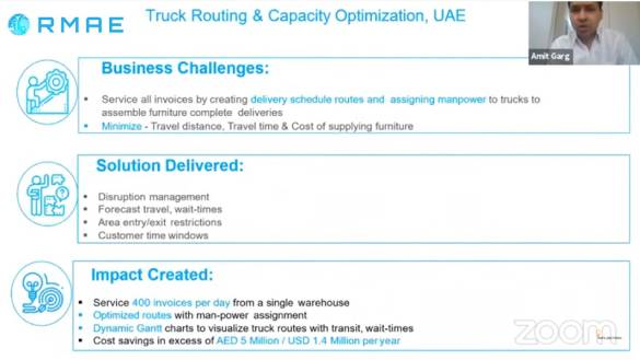 ECOM Supply Chain & Logistics Web Conference Keynote
